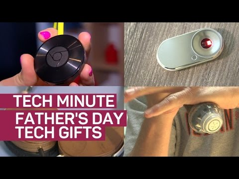 4 gadget gifts for Father's Day