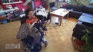 DW Digitales Leben - Shift - Smart Home für Menschen mit Behinderung