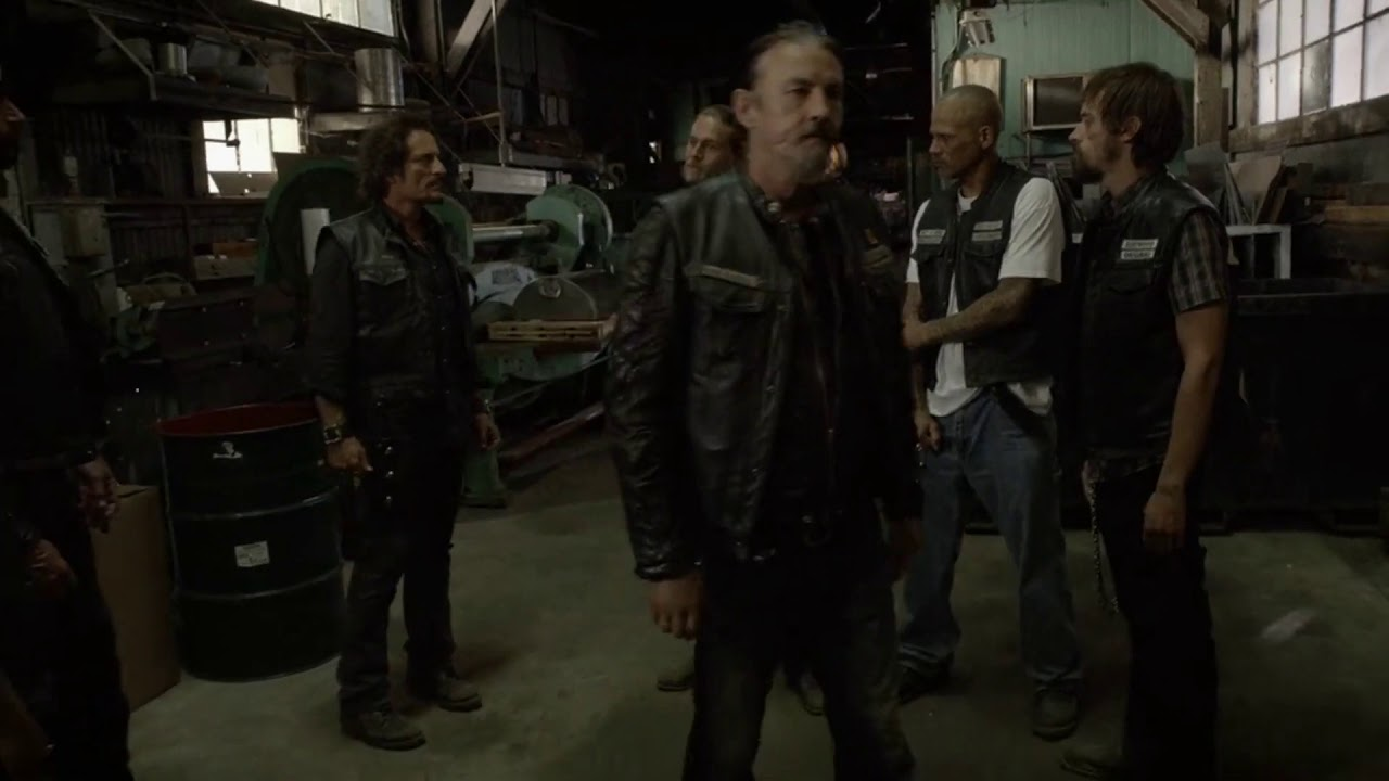 Download Sons Of Anarchy | Jax Says Goodbye Scene HD