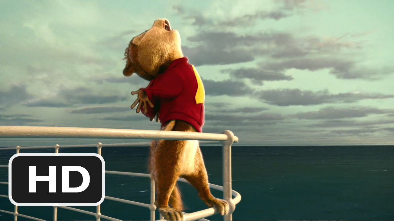 Alvin And The Chipmunks Chip Wrecked 2011 Movie Teaser Trailer Hd Youtube