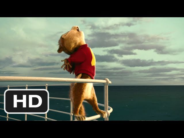 Alvin and the Chipmunks : Chip-wrecked (2011) Movie Teaser Trailer HD