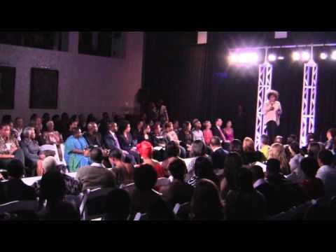 Cheryl Ann Wadlington Catwalk Bermuda's Fashion Designer Expo November 5 2011.wmv