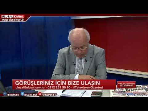 Televizyon Gazetesi-12 Nisan 2019-Halil Nebiler-Mehmet Kıvanç