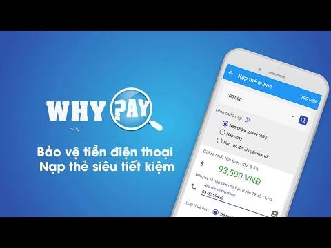 Hướng dẫn sử dụng Whypay