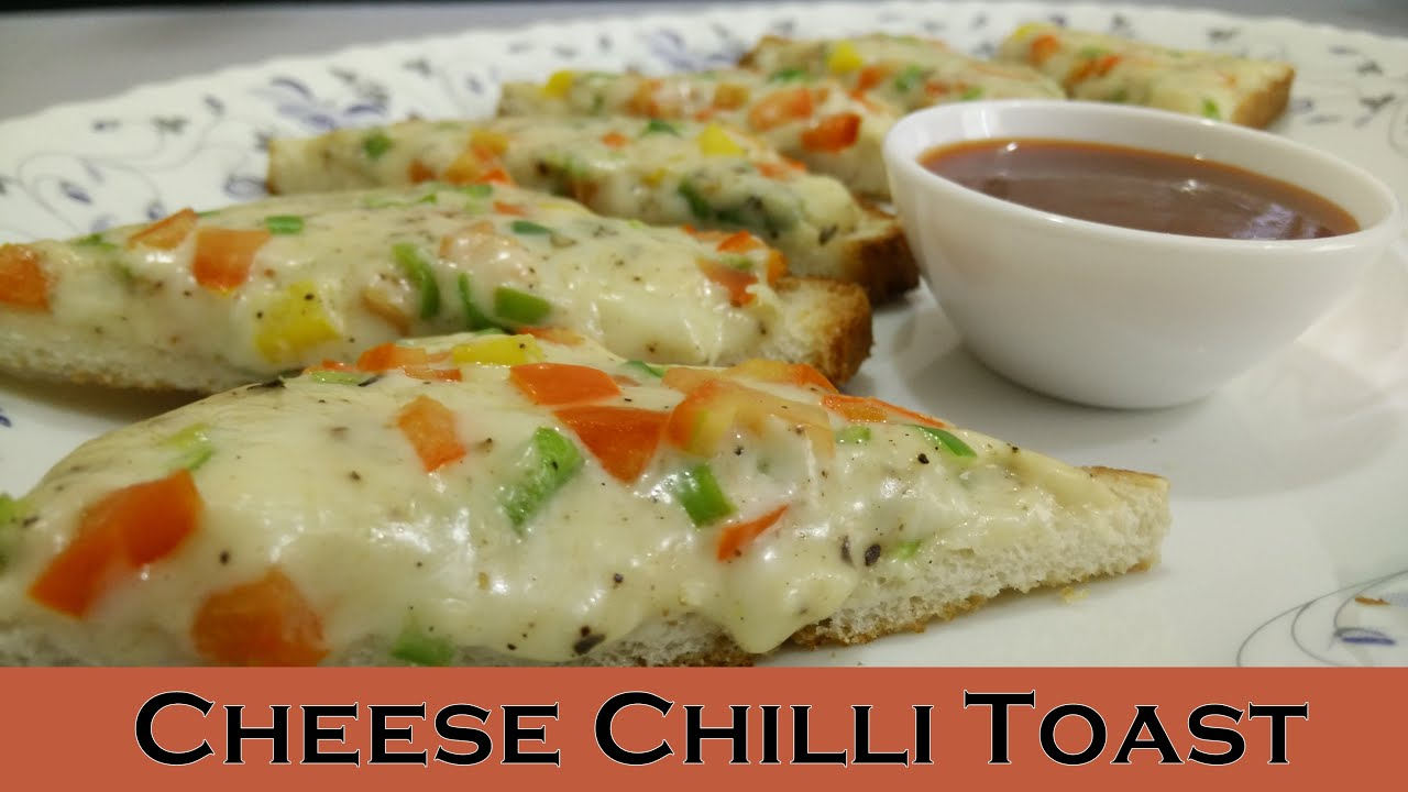 Cheese chilli toast recipe instant breakfast snack recipe in cheese chilli toast recipe instant breakfast snack recipe in hindi by cooking with smita youtube forumfinder Choice Image