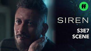 Siren Season 3, Episode 7 | Helen Seeks Help From Sarge | Freeform
