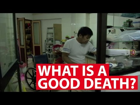 What Is A Good Death? | Talking Point | CNA Insider