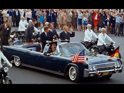President Kennedy S Limousine Youtube