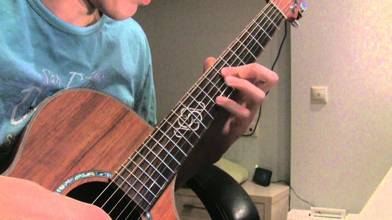 animals as leaders on impulse full acoustic cover hd youtube