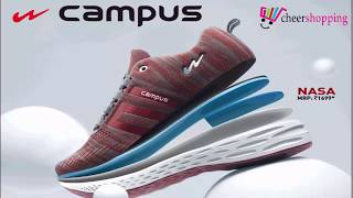 Top 10 Campus Sports Running Shoes