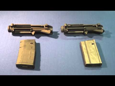 Armalite AR-10(A) and AR-10(B) Comparison from YouTube · Duration:  2 minutes 37 seconds