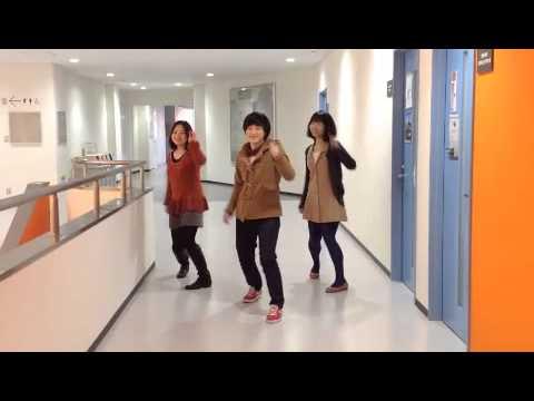 福井大学医学部 ECS  恋するフォーチュンクッキー for 2013年度卒業生