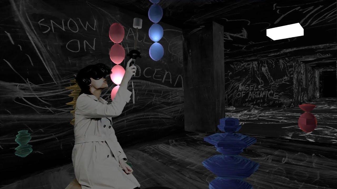 「沙中房間」臺北市立美術館 VR展覽 前導片 - YouTube