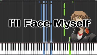 Persona 4 - I'll Face Myself (Synthesia) ペルソナ4 検索動画 49