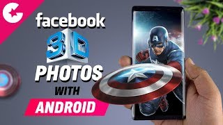 How To Upload 3D Photos On Facebook From Android Phones!!