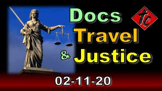 Docs, Travel & Justice - Truthification Chronicles
