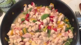Healthy Chicken Pasta