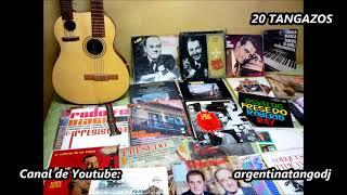 20 TANGOS & MILONGAS - 10 ORQUESTAS INOLVIDABLES - CANARO - D'ARIENZO - PUGLIESE - FRESEDO - OTROS