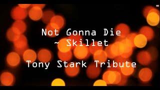 Tony Stark Tribute ~ Not Gonna Die