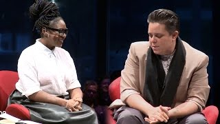 #YBCA100 Alicia Garza + Malachi Garza on Being Partners in Love & Activism