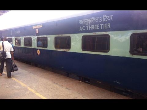 |FULL JOURNEY| #12695 Chennai Thiruvananthapuram Super fast Express