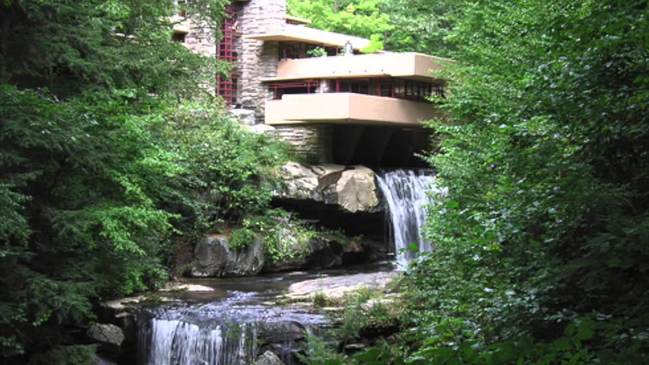 Casa de la cascada youtube - La casa de las perchas ...