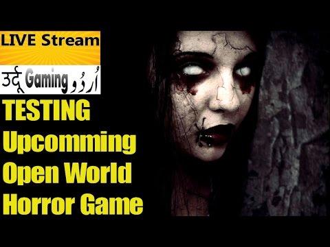 NEW Upcomming Horror/Survival Game - URDU