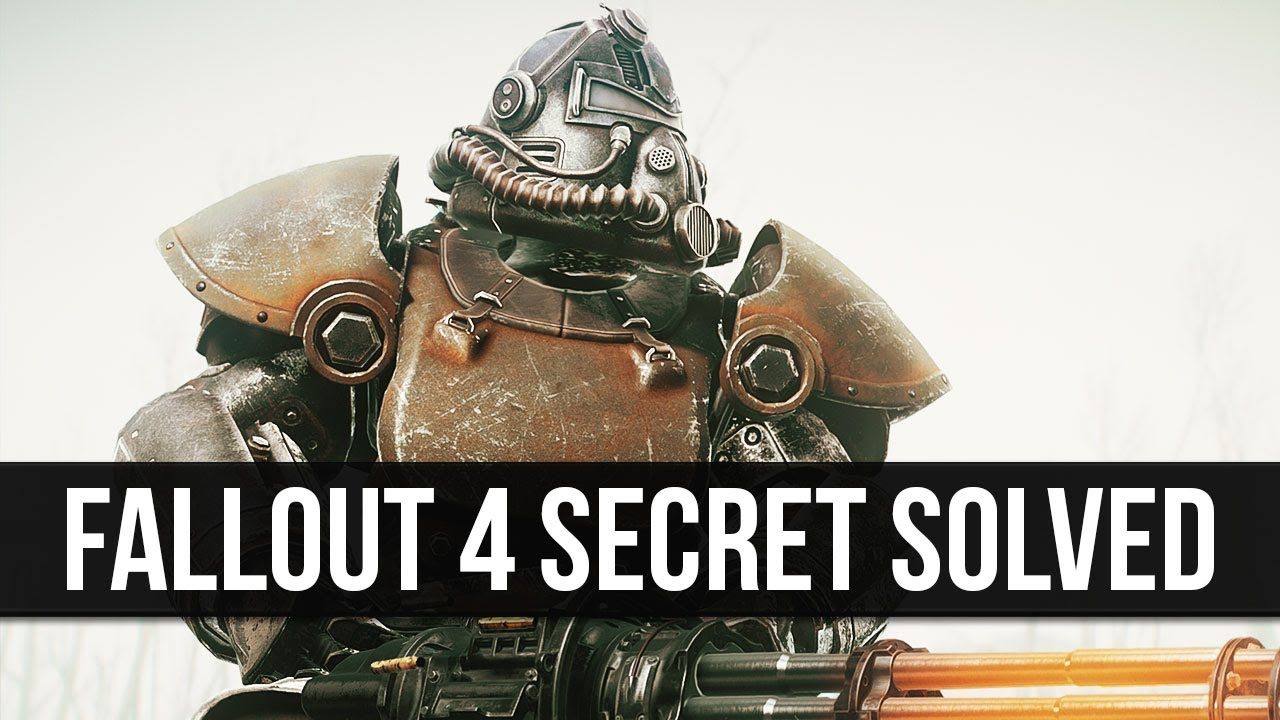 I Finally Figured Out Fallout 4's Biggest Secret thumbnail