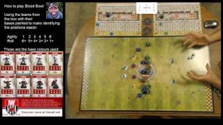 How to play Blood Bowl 2016