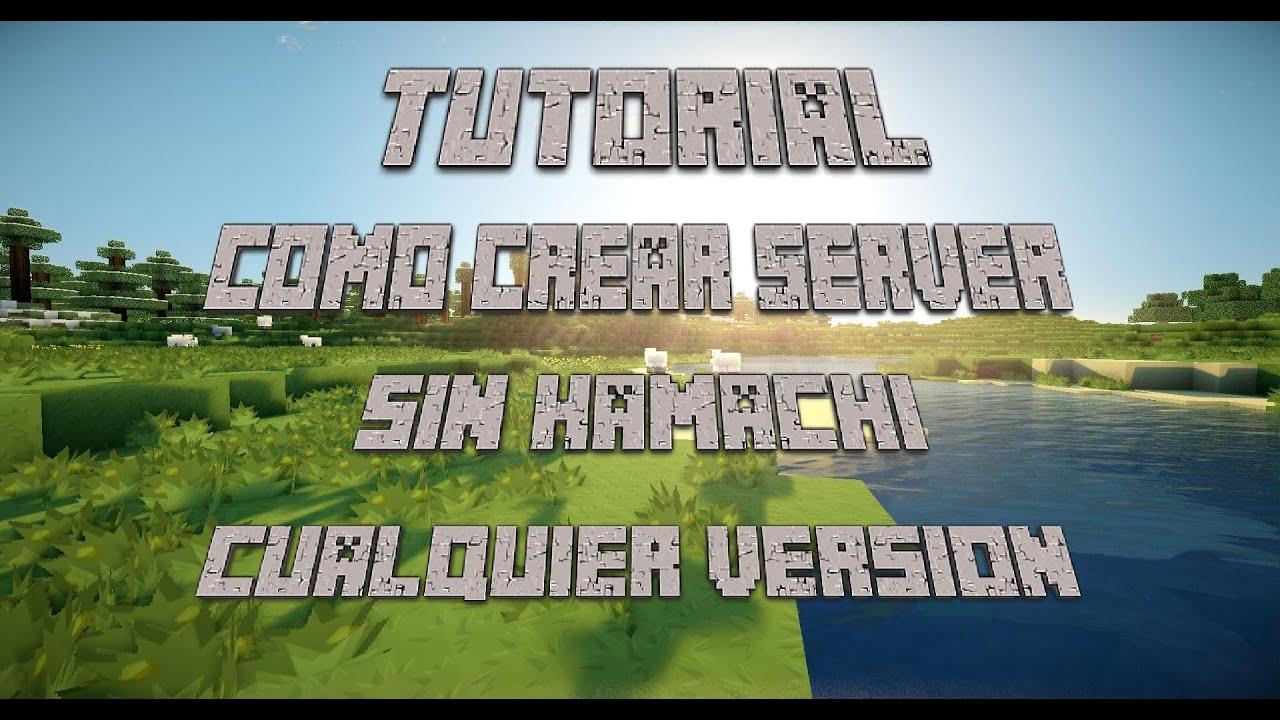 TUTORIAL: Como crear un servidor de Minecraft con Aternos ...