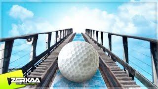 THE GOLF ROLLERCOASTER (Golf It)