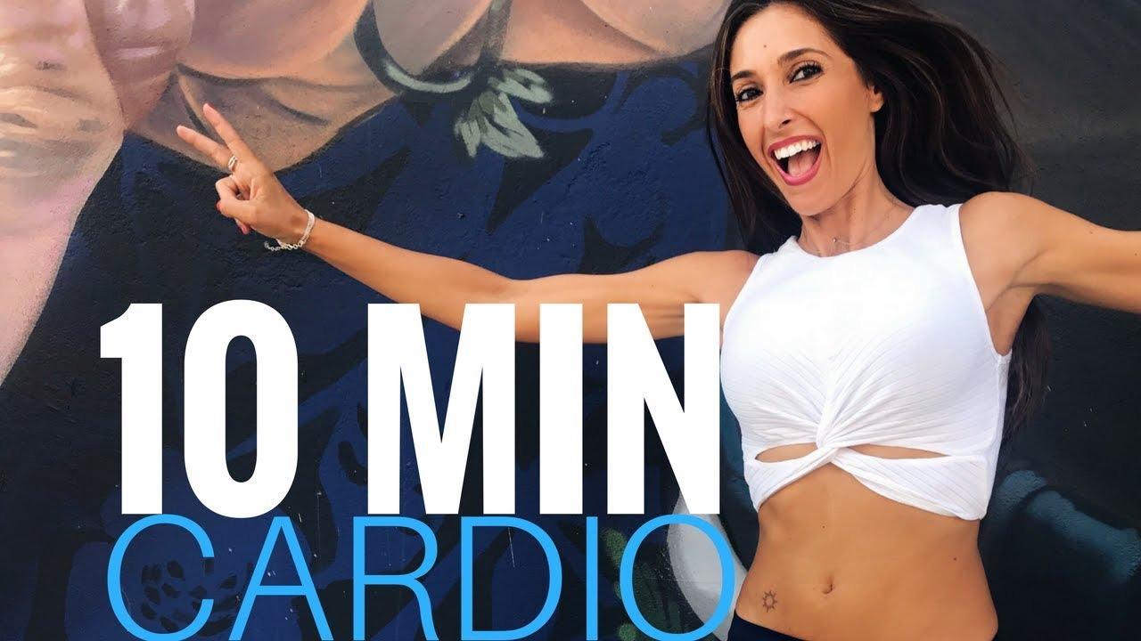 Pierde kilos cardio 10 minutos para adelgazar rapido