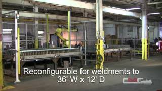 Integrated Heavy Fabrication Services