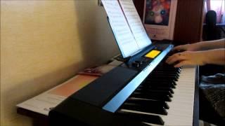 """""""Тёмная ночь"""" - Н.Богословский - """"Живая музыка"""", фортепиано"""