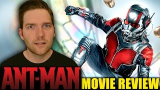 Ant-Man - Movie Review