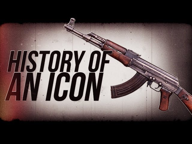 History Of An Icon: The AK-47 Rifle