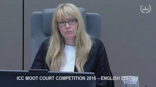 ICC Trial Competition 2016 - English Edition 27 May 2016 - PART 1