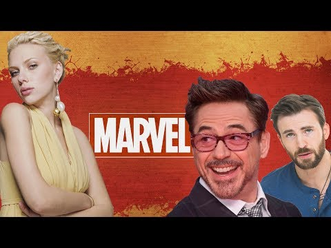 10 АКТЁРОВ, КОТОРЫЕ ЧАЩЕ ДРУГИХ ПОЯВЛЯЛИСЬ В ФИЛЬМАХ MARVEL   Актёры Marvel