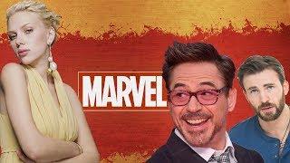 10 АКТЁРОВ, КОТОРЫЕ ЧАЩЕ ДРУГИХ ПОЯВЛЯЛИСЬ В ФИЛЬМАХ MARVEL | Актёры Marvel