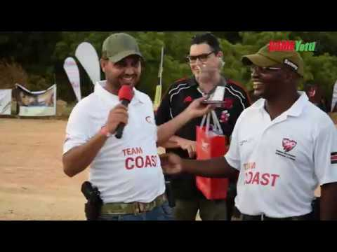 Mombasa IDPA sanctioned match 2019 at Bamburi Rifle Club