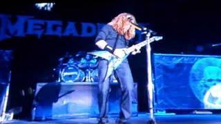 Megadeth - Head Crusher - SWU 2011