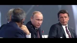 Владимир Путин: Америка — великая держава. Сегодня, наверное, единственная супердержава