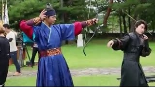 Bromance Park Bo Gum & Kwak Dong Yeon 3 Moonlight Drawn By Clouds 브 로맨스 구르미 그린 달빛 - 박보검 & 곽동연