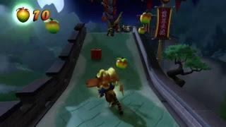 Crash Bandicoot: Warped (PS4) Starting New Game