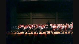 Burns Middle School Orchestra 6th grade - Dragon Slayer