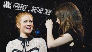 Anna Kendrick + Brittany Snow | Sendrick