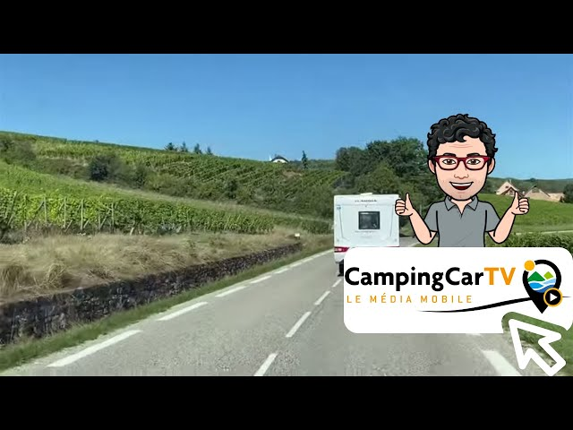Je Tourisme en camping-car N°178 - Nothalten, sur la route des vins d'Alsace...