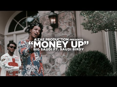 Big Saudi f/ Saudi Birdy - Money Up (Official Music Video) Shot By @AZaeProduction