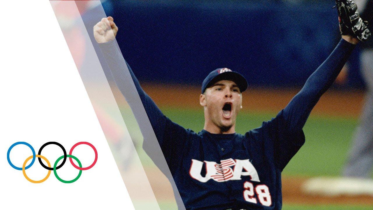 2000 Olympic 100m Air Jordan