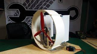 Судно на воздушной подушке Hovercraft - новая мотоустановка